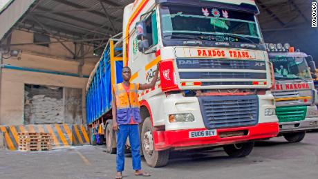 Trucking app Kobo360 wants to halve delivery times across Africa