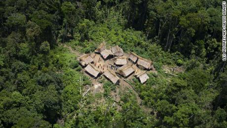 A boy from a remote Amazonian tribe has died, raising concerns about Covid-19's impact on indigenous people