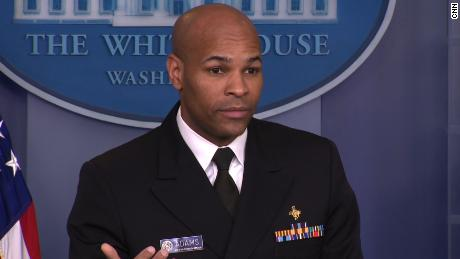 Surgeon General warns of coronavirus outbreaks from Floyd protests