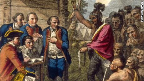 Native Americans were already decimated by a virus. They're scared it could happen again