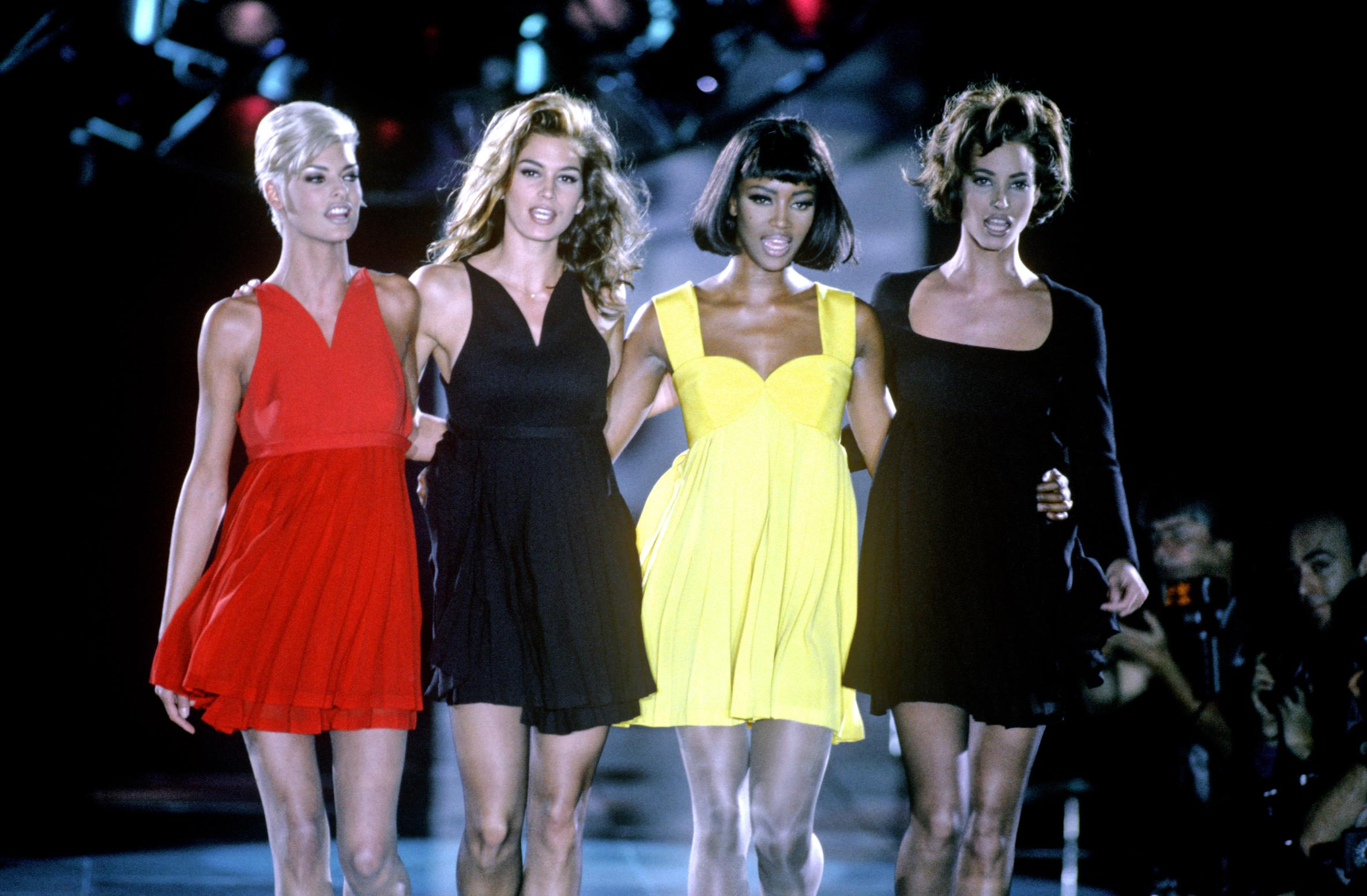 1990s Fashion A Brief History Of What We Wore Cnn Style