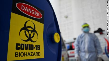 Model predicts Covid-19 pandemic will 'peter out' by May, but experts are skeptical