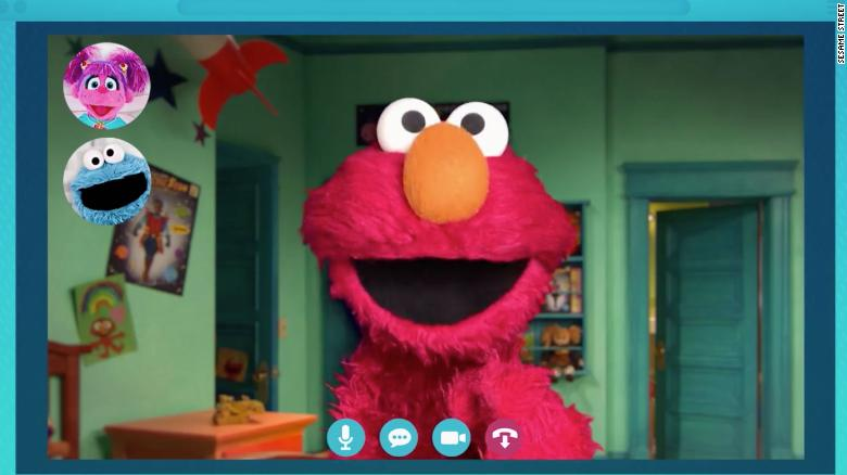How 'Sesame Street' is helping kids feel connected during the pandemic
