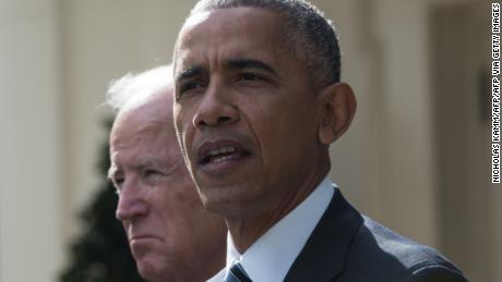 Obama's office condemns Senate investigation into Ukraine, Biden in letter