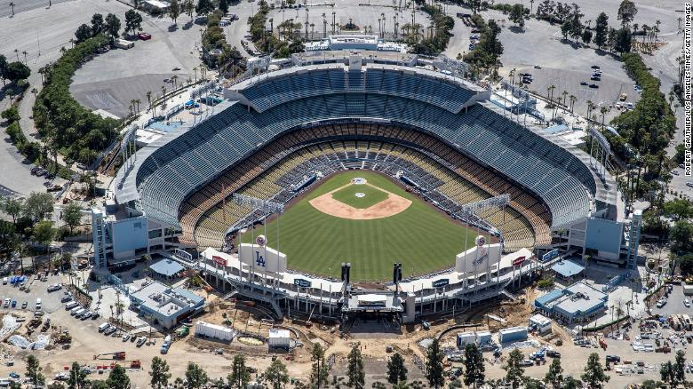 L.A. Mayor Garcetti Says Coronavirus Could End Sports, Concerts Until 2021