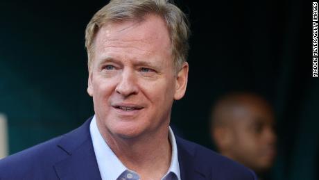 NFL Commissioner Says Black Lives Matter: We Were Wrong for Not Listening