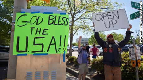 Protesters rallied outside the North Carolina State Legislature in Raleigh.