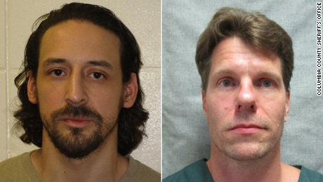 Two escaped Wisconsin inmates captured at nonprofit, 当局说
