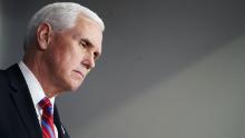 Pence will not self-quarantine and plans to be at the White House Monday