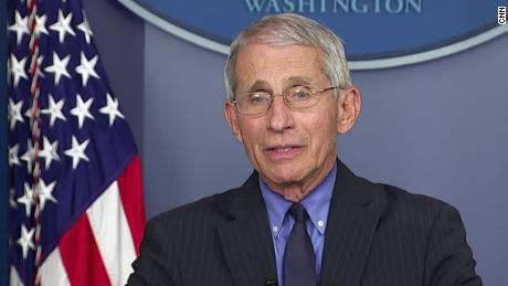 Fauci warns of 'anti-science bias' being a problem in US