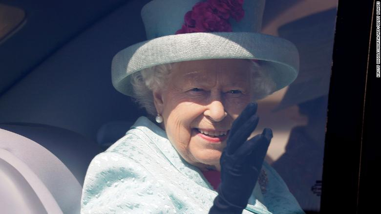 The Queen marks VE Day with moving speech from Windsor Castle