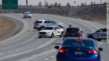 Death toll in Nova Scotia attack rises to 23