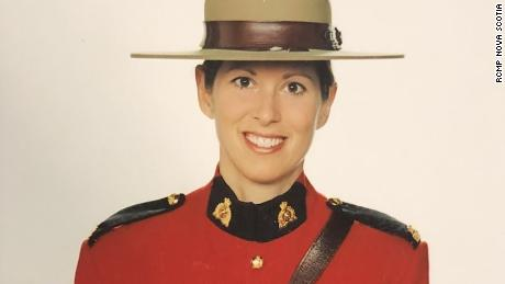 Cst. Heidi Stevenson, a 23-year veteran of the force.