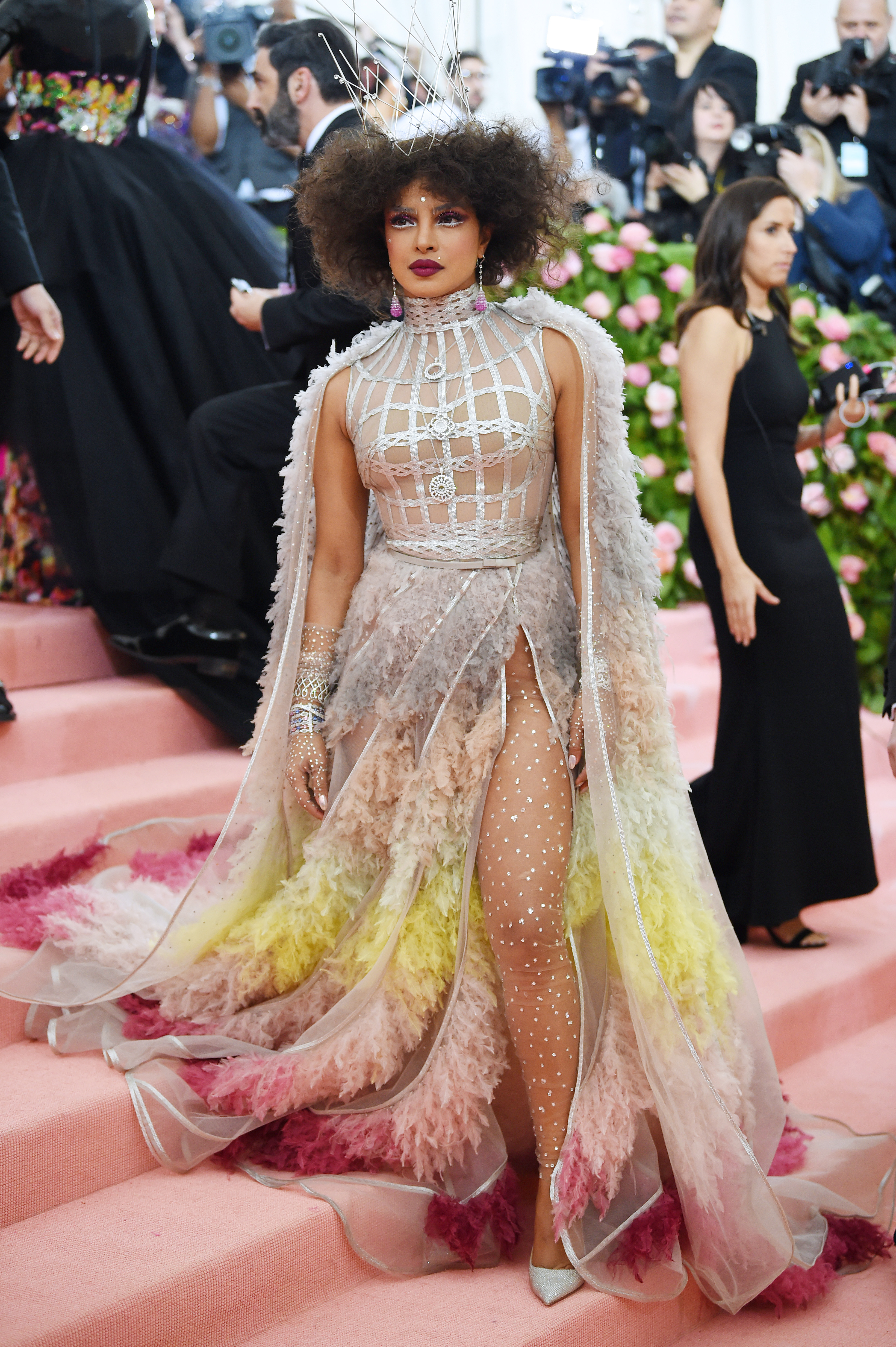 Priyanka Chopra S Bold Fashion Has Made Her A Global Style Icon Cnn Style