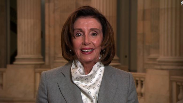 Nancy Pelosi endorses Joe Biden for president