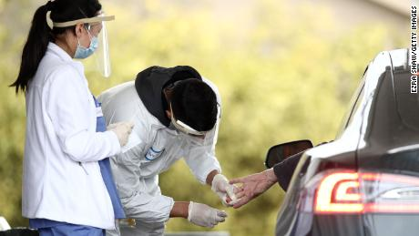This California town is testing every resident for coronavirus and antibodies