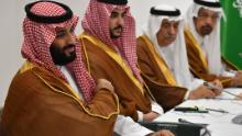 Saudi Arabia's Crown Prince Mohammed bin Salman is chairman of the Public Investment Fund attempting to buy a share in Newcastle United.