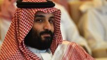 El príncipe heredero saudí Mohammed bin Salman es presidente del PIF con la esperanza de comprar una participación en Newcastle United.