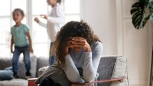 You can't hide your stress from your kids, study says