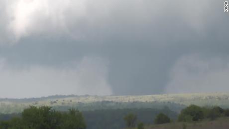 April was a historic month for tornadoes in the US