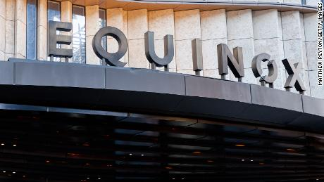 NEW YORK, NEW YORK - FEBRUARY 09: Equinox Hudson Yards gives members access to signature group fitness classes, a 25-yard indoor salt water pool, hot and cold plunge pools and a 15,000 square foot outdoor leisure pool and sundeck. (Photo by Matthew Peyton/Getty Images for Equinox)