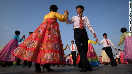 How North Korea's ideology is built on song and dance