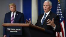 Trump says federal social distancing guidelines will be 'fading out'