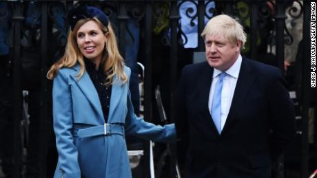 New dad Johnson holds cabinet meeting amid coronavirus criticism