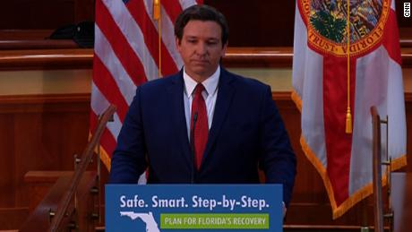 DeSantis is ready to declare victory but the coronavirus picture in Florida is still unclear