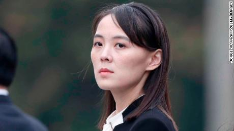 What Kim Yo Jong's rise to the top says -- and doesn't say -- about being a woman in North Korea