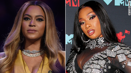 Beyoncé teams with Megan Thee Stallion on 'Savage' remix for charity