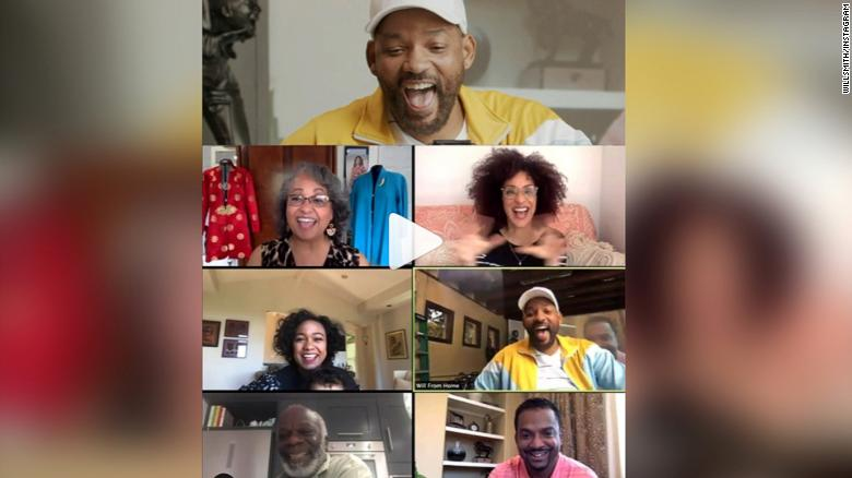 'Fresh Prince' Reunion Gets Emotional During Uncle Phil Tribute