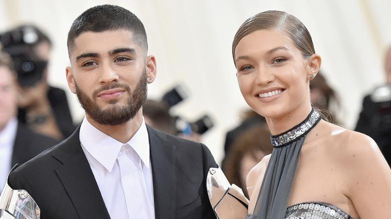 Gigi Hadid and Zayn Malik welcome daughter
