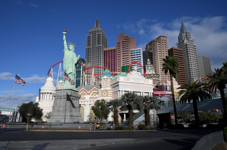 Las Vegas Reopens Today Cnn Travel