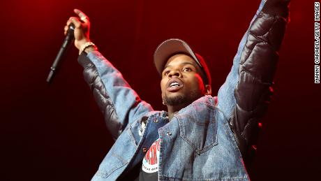 Tory Lanez Charged With Felony Assault in Shooting Incident