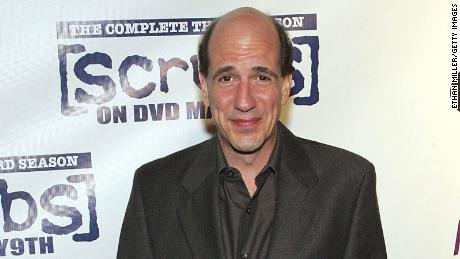 Sam Lloyd, Who Played Ted Buckland on 'Scrubs,' Dead at 56
