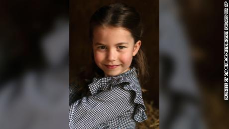 Royals celebrate Princess Charlotte's 5th birthday