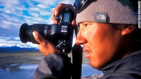 Solo gratuit: le réalisateur oscarisé Jimmy Chin à tout risquer pour le coup parfait