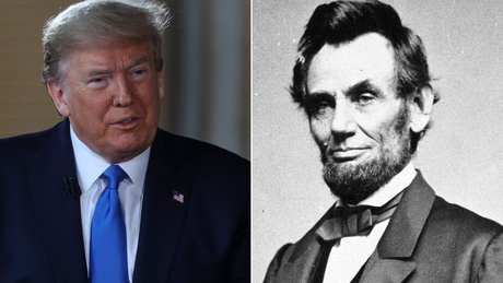 Lincoln's approach to a tough election could teach Trump a few things
