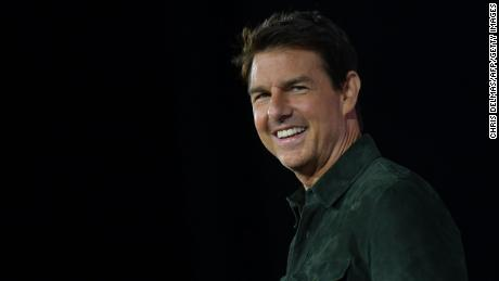 NASA is working with Tom Cruise to shoot a film in outer space. Yes, really