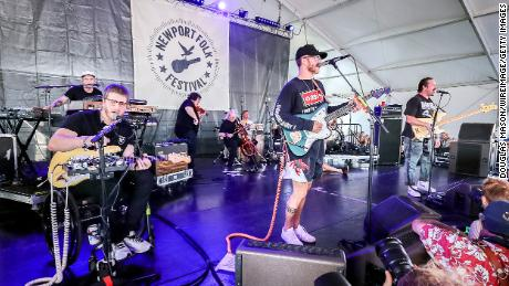 Rock band Portugal. The Man will send kids the books an Alaska school district banned