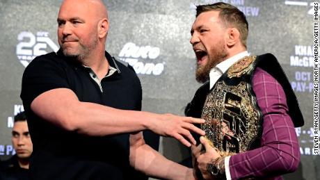 UFC: «Je ne veux pas mourir», déclare Dana White alors que le sport reprend ses activités en période de pandémie