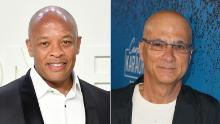 Dr. Dre and Jimmy Iovine are donating free meals to families in Compton