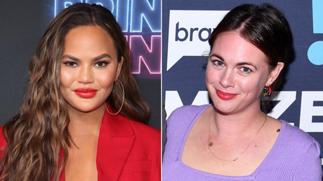 Alison Roman's NYT column on hold after Chrissy Teigen drama