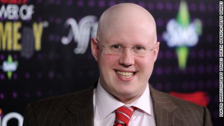 Matt Lucas arrives at Variety's Power of Comedy at Club Nokia on December 4, 2010, in Los Angeles.