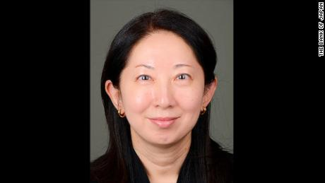 On Monday, Tokiko Shimizu became the first woman in the BOJ's long history to fill one of six executive director posts.