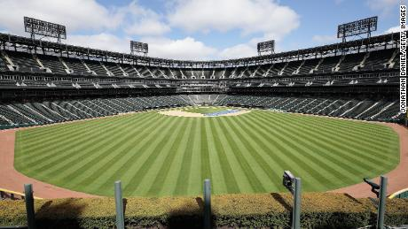 Major League Baseball owners approve plan to start season in July, reports say