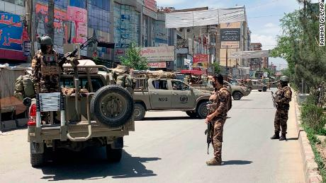 Afghan President orders resumption of offensive operations against the Taliban in blow to Trump's deal