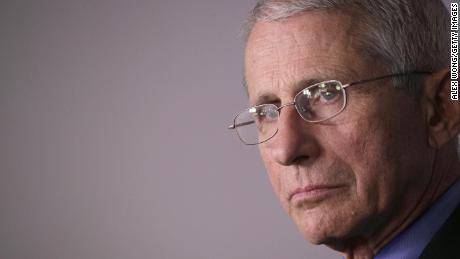 Biden said he asked Fauci to stay on and be a chief medical adviser in his administration
