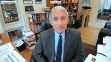 Anthony Fauci's quiet coronavirus rebellion